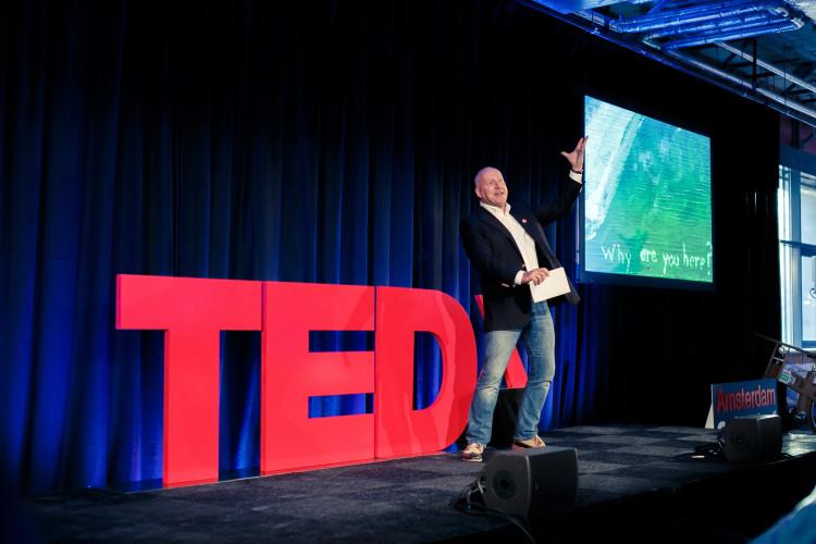 TEDxAmsterdam returning to Schiphol in November