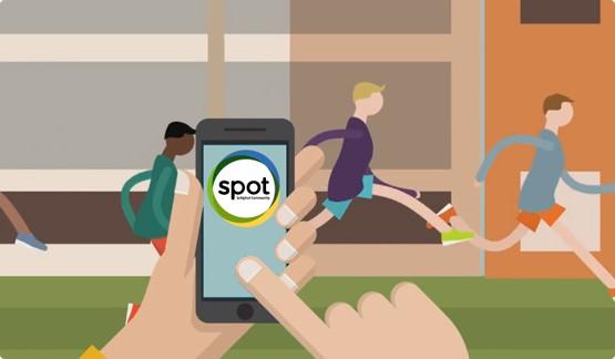 Spot means activity!